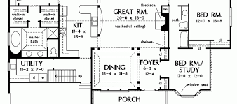 100 4 bedroom house plans one story 4 bedroom floor plans