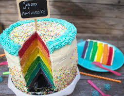 rainbow cake hervé cuisine rv cuisine rainbow cake ciabiz com