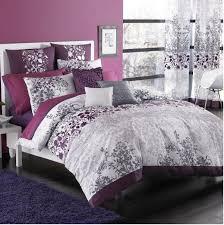 Purple And Gray Comforter Pink And Gray And Purple Comforter Bed Bath U0026 Beyond Kas