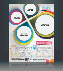 free flyer design business flyer and brochure cover design vector 67 vector cover