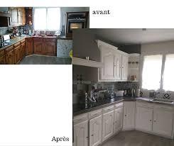 cuisine avant apr鑚 cuisine couleur gris perle 12 15 cuisines avant apres eleonore