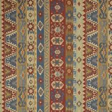 Regency Stripe Upholstery Fabric Chenille Upholstery Fabrics Discounted Fabrics