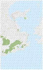 Map Of Rio De Janeiro Rio De Janeiro Vector City Map