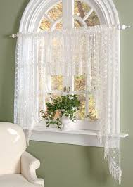 Heirloom Lace Curtains 19 Best Kitchen Window Treatments Images On Pinterest Kitchen