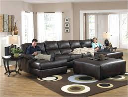 Cheap Black Sectional Sofa Marvelous Wrap Around With Recliner Recliners Chairs Sofa