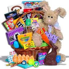 easter gift basket gifts baskets ideas yourgoodlifestyles