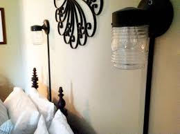 best ideas about wall lamps bedside lighting also plug in bedroom