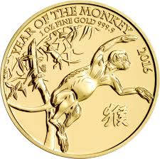 new year gold coins buy royal mint year of the monkey gold coins bullionbypost