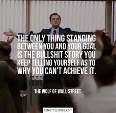 Wolf Of Wallstreet Meme - leonardo dicaprio life and motivational memes esteem quotes