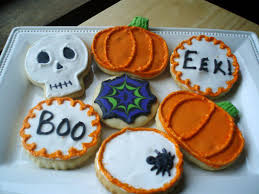 How To Make Halloween Sugar Cookies by Easy And Simple Decorated Sugar Cookies Ideas