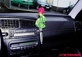 Vw Beetle Flower Vase Kamei Flower Vase Inc Rose Non Breaking 64155