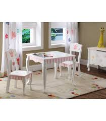 kids princess and frog table and set of 2 chairs