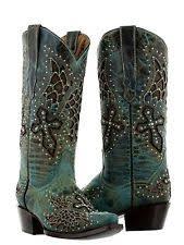 ebay womens cowboy boots size 11 womens rhinestone cowboy boots ebay