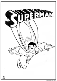 superman coloring pages online superman coloring sheets pdf