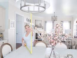 what size should a kitchen be to an island demystifying kitchen island pendant light size and height