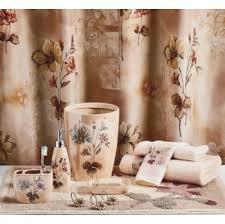 Bath Shower Curtains And Accessories Romance Rose Bath Accessories Are In U2013 Altmeyer U0027s Bedbathhome Blog