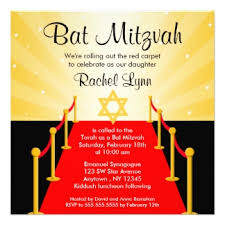 theme invitations party like a at your theme bat mitzvah it up