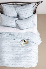 Paper Duvet Stone Washed Taupe Linen Duvet Cover