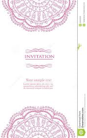 Background Invitation Card Vintage Background For Invitation Card Vector Stock Photo Image