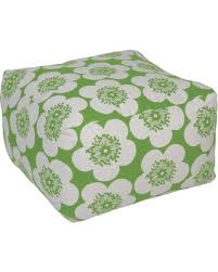 Pouf Ottoman Insert Don T Miss This Deal Pop Floral Pouf Ottoman Upholstery Leaf