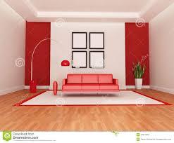 Tapis De Salon Rouge by Indogate Com Salon Sejour Marocain Moderne
