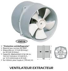 extracteur air cuisine ventilateur extracteur d air vent178 ventilateur 24 v vent17824