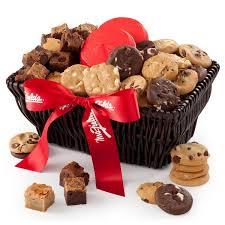 mrs fields brownies mrs fields sweet sler cookie brownie gift basket free