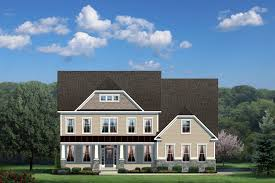 Nv Homes Floor Plans by New Avalon Home Model At Falling Water Morgantown In Wv