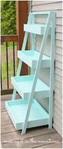 5 Tier Ladder Shelf Black Various Design Step Ladder Shelf Ideas U2013 Modern Shelf Storage And