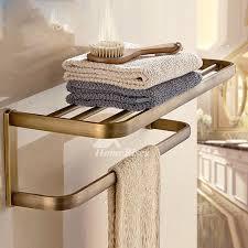 brass bathroom accessories set 6 piece bathroom