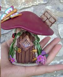 120 easy to try diy polymer clay fairy garden ideas polymer clay