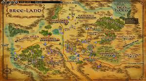 Map Of Mordor Lotrointerface Moormap Moormap