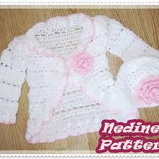 crochet baby sweater pattern best crochet baby cardigan products on wanelo