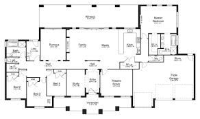 Home Designs Australia Floor Plan Dashing Riverview Floorplan