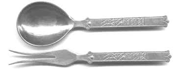 Deco Spoon Art Deco Silver Spoons Craftsmanship