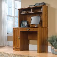 Sauder Secretary Desk by Sauder Edge Water Computer Desk With Hutch Decorative Desk