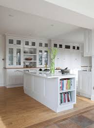 open cabinet kitchen ideas kitchen white island with open shelves modern kitchen ideas