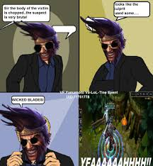 League Of Draven Meme - its not draven its dray ven by animeaddictph on deviantart