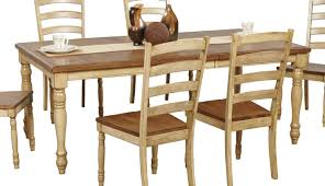 three posts courtdale ladder back solid wood dining chair