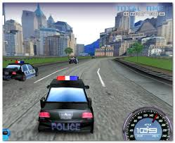fastest police car police test driver racing game drive the fastest police cars