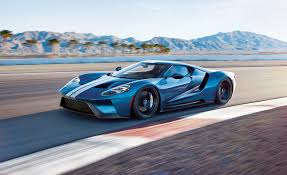 lincoln supercar 2017 ford gt supercar first ride review car and driver