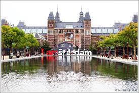 the iconic i amsterdam letters beautiful landscapes pinterest