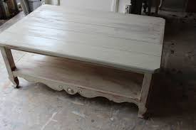 French Country Ottoman by Cottage Coffee Table On A Budget Wonderful With Cottage Coffee