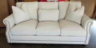 King Hickory Sofa by Barnett Furniture King Hickory Julianna