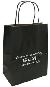 welcome to our wedding bags personalized wedding welcome boxes and weekend gift bags for your