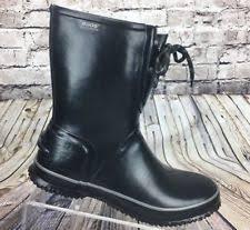 womens size 12 waterproof boots s rainboots us size 12 ebay
