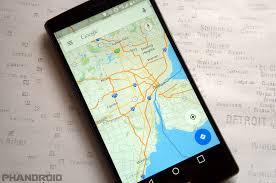 Offline Google Maps Google Finally Adds Offline Navigation To Google Maps