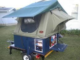 box trailer camper ideas with creative creativity in ireland