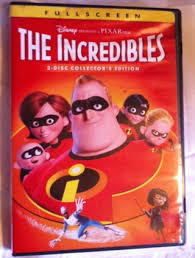 free disney pixar incredibles dvd 2 disc collector u0027s edition