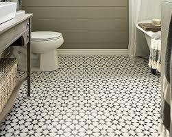Vintage Bathroom Tile Ideas Vintage Bathroom Floor Tile Ideas Before You Start Your Black